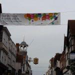 pvc banner wind flaps