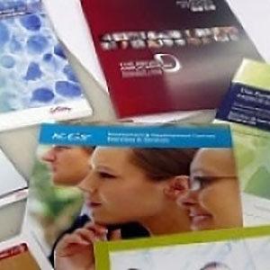 Conference program printing